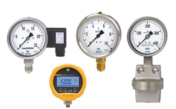 انواع سنسورهای فشار